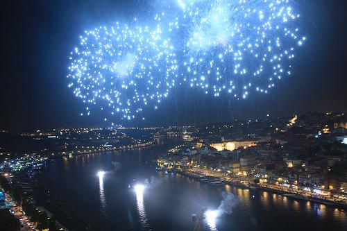 In 2013, Porto and us will be waiting for you! As always... We wish you a wonderful new year!
